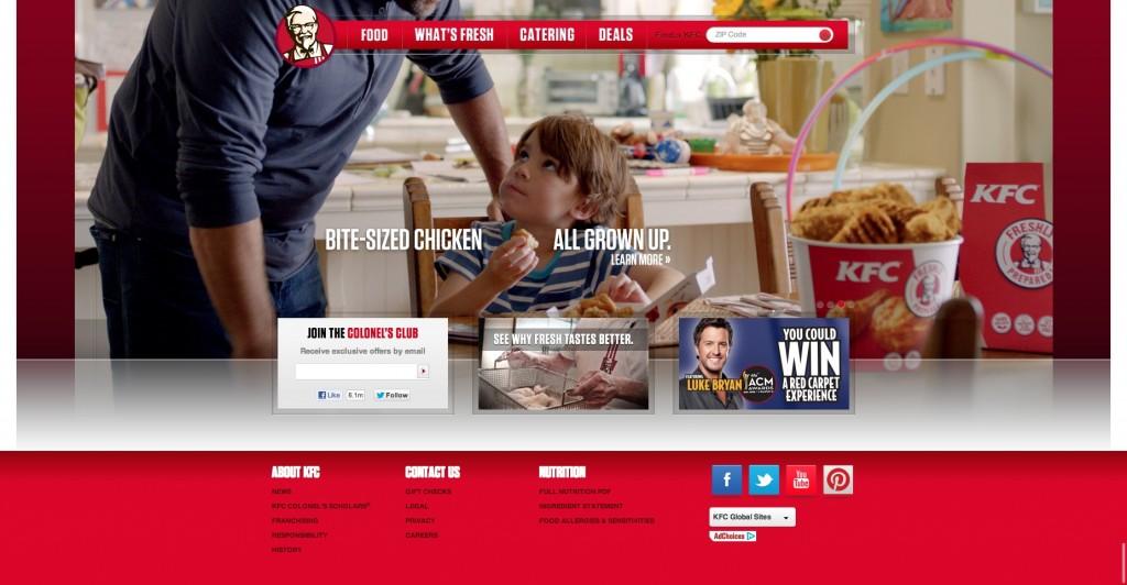 Taste Why Fresh is Better   KFC.com